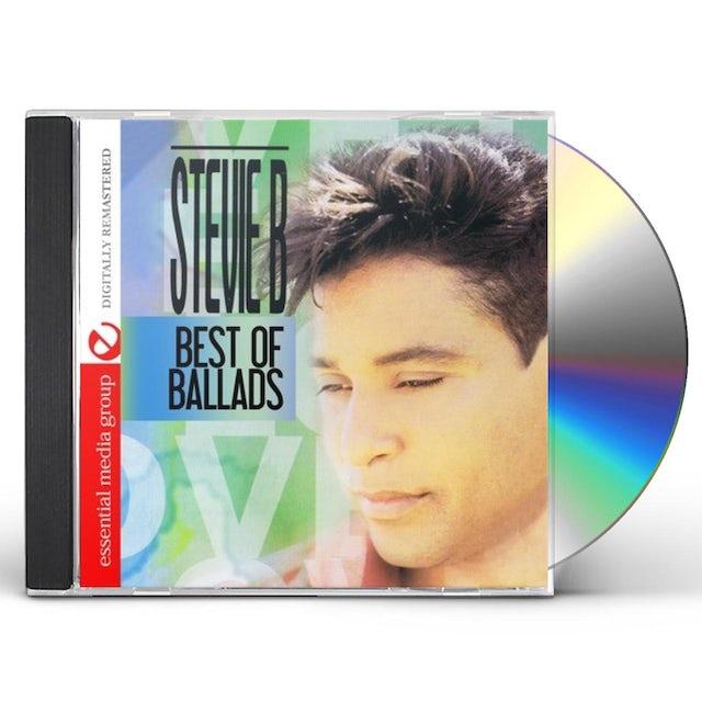 Stevie B. BEST OF BALLADS CD