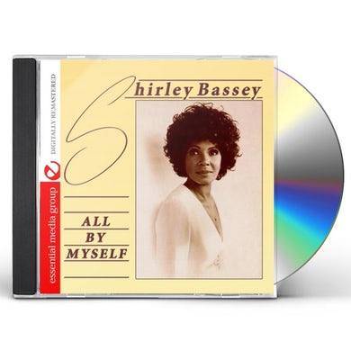 Shirley Bassey ALL BY MYSELF CD