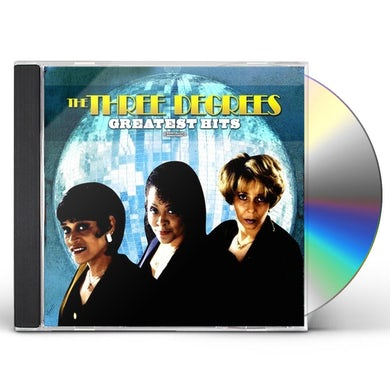 Three Degrees GREATEST HITS CD