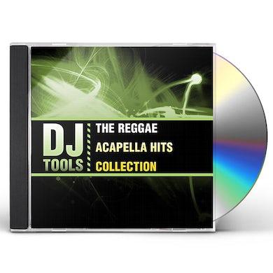 DJ Tools REGGAE ACAPELLA HITS COLLECTION CD
