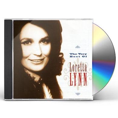 Loretta Lynn VERY BEST OF CD