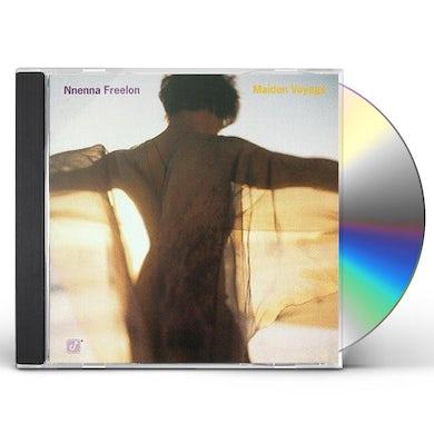 Nnenna Freelon MAIDEN VOYAGE CD