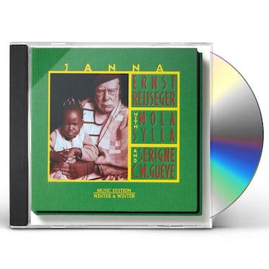 Ernst Reijseger JANNA CD