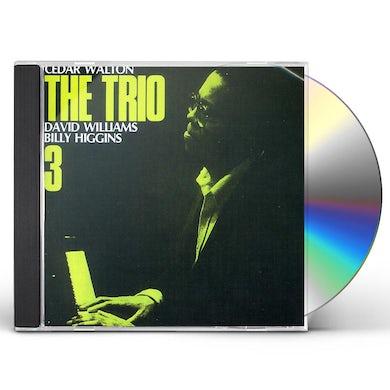 Cedar Walton TRIO 3 CD