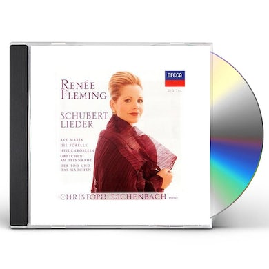 Renee Fleming SCHUBERT ALBUM CD