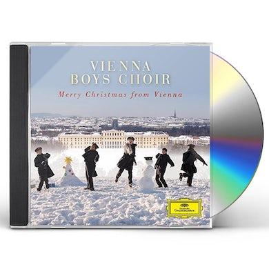 Vienna Boys Choir MERRY CHRISTMAS FROM VIENNA CD