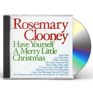 Rosemary Clooney HAVE YOURSELF A MERRY LITTLE CHRISTMAS CD