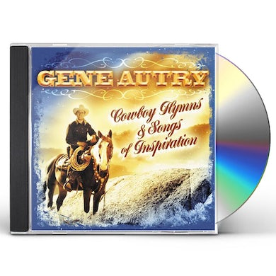 Gene Autry COWBOY HYMNS & SONGS OF INSPIRATION CD