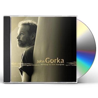 John Gorka WRITING IN THE MARGINS CD