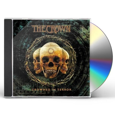 CROWNED IN TERROR CD