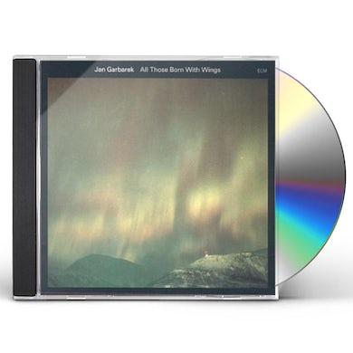Jan Garbarek ALL THOSE BORN WITH WINGS CD