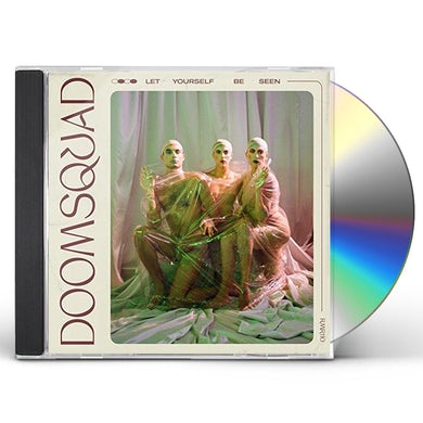 Doomsquad LET YOURSELF BE SEEN CD