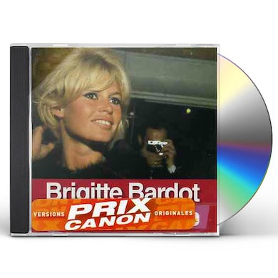 Brigitte Bardot TENDRES ANNEES CD