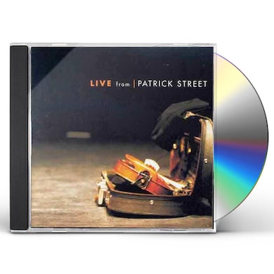 LIVE FROM PATRICK STREET CD