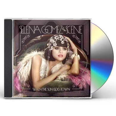 Selena Gomez When The Sun Goes Down CD