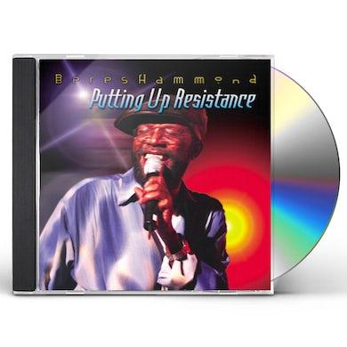 Beres Hammond PUTTING UP A RESISTANCE CD