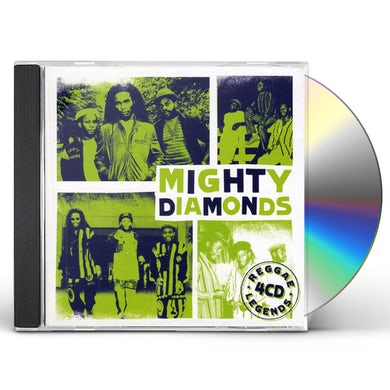 Mighty Diamonds REGGAE LEGENDS CD