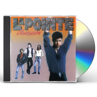 ERIC LAPOINTE OBSESSION CD