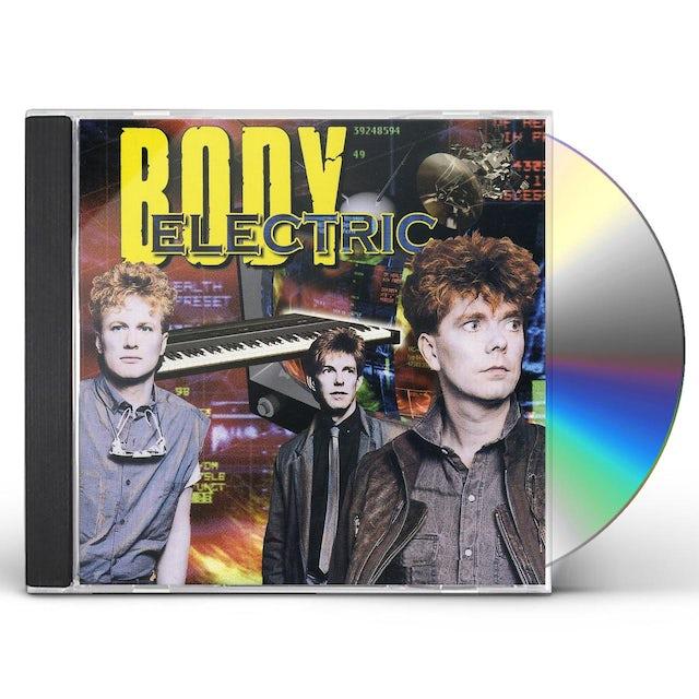 body electric CD
