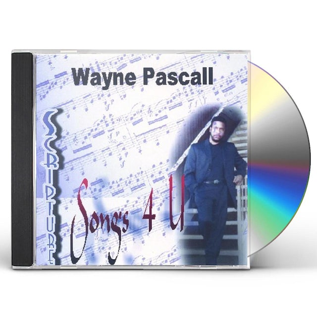 Wayne Pascall SCRIPTURE SONGS 4 U CD