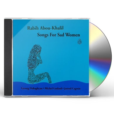 Rabih Abou-Khalil SONGS FOR SAD WOMEN CD