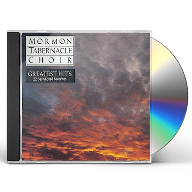 Mormon Tabernacle Choir GREATEST HITS CD