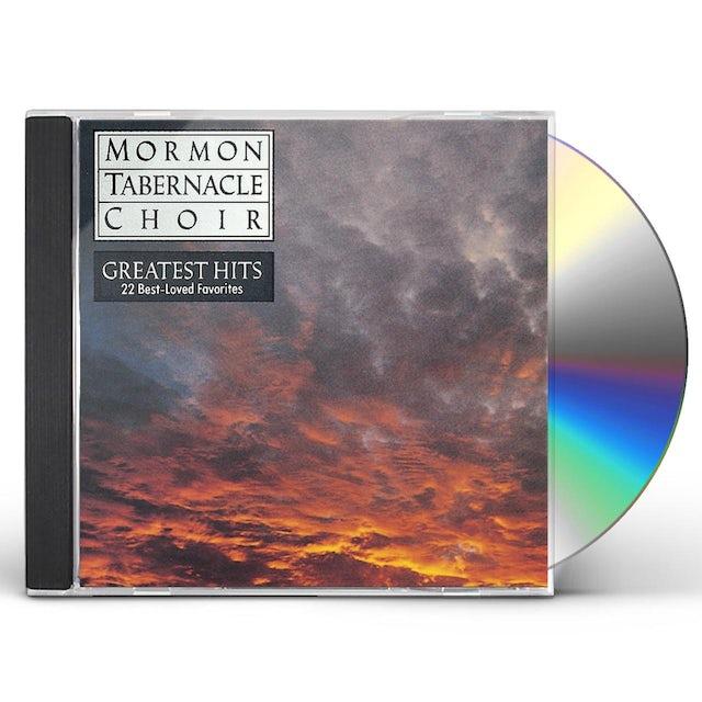 Mormon Tabernacle Choir GREATEST HITS CD