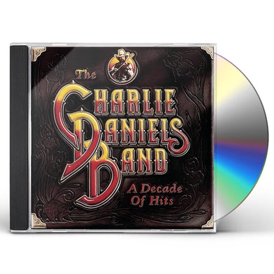 Charlie Daniels DECADE OF HITS CD