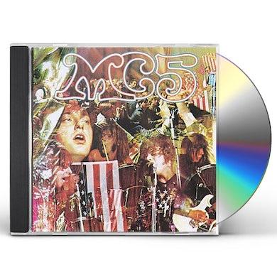 MC5 KICK OUT THE JAMS CD