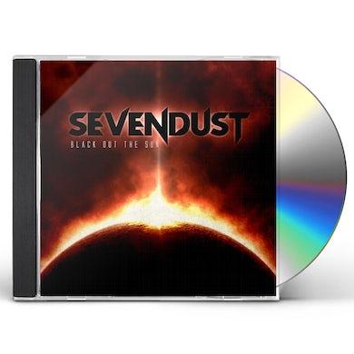 Sevendust BLACK OUT THE SUN CD