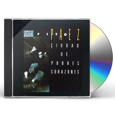 Fito Paez CIUDAD DE POBRES CORAZONES CD