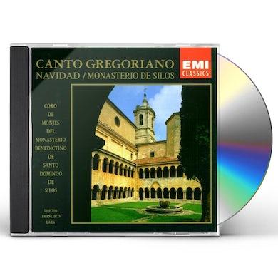 Clasica CANTO GREGORIANO:NAVIDAD/CORO MONJES S CD
