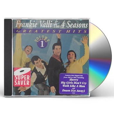 Frankie Valli & Four Seasons GREATEST HITS 1 CD