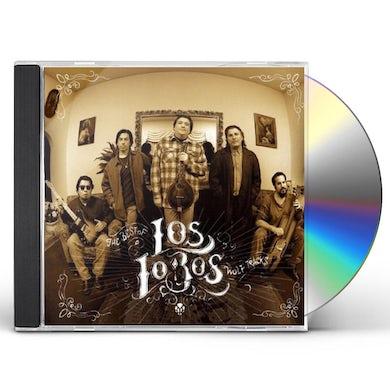 WOLF TRACKS: BEST OF LOS LOBOS CD