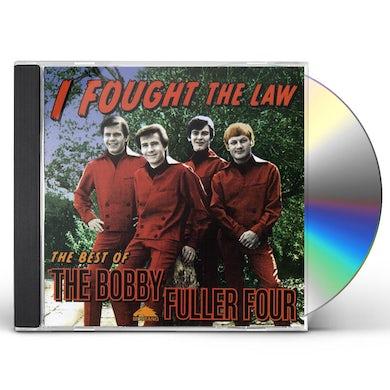Bobby Fuller I FOUGHT THE LAW: BEST OF CD