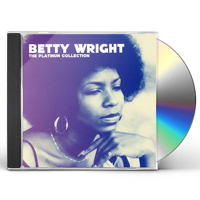 Betty Wright PLATINUM COLLECTION CD