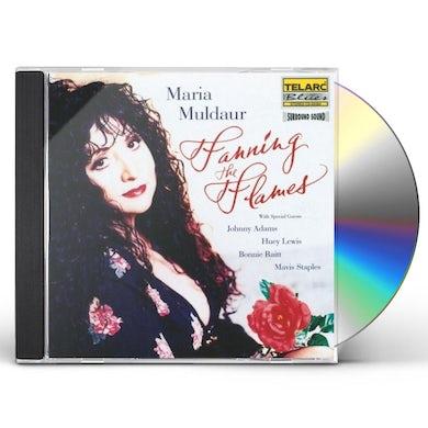 Maria Muldaur FANNING THE FLAMES CD