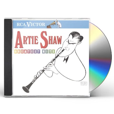Artie Shaw GREATEST HITS CD