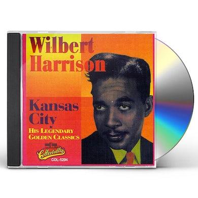 Wilbert Harrison KANSAS CITY CD