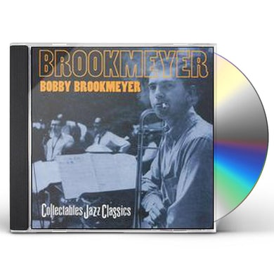 Bob Brookmeyer BROOKMEYER CD