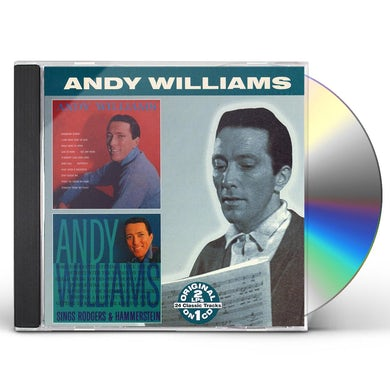 ANDY WILLIAMS SINGS RODGERS & HAMMERSTEIN CD