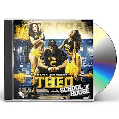 THEO SCHOOL OF HOUSE CD
