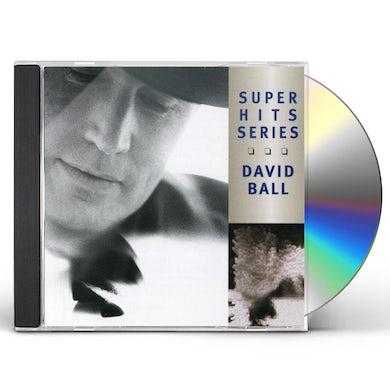 David Ball SUPER HITS CD