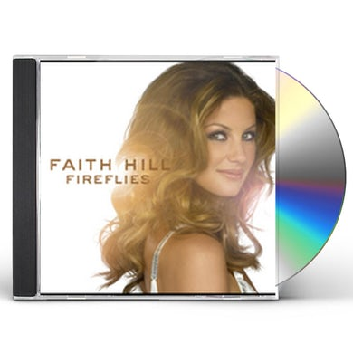 Faith Hill FIREFLIES CD