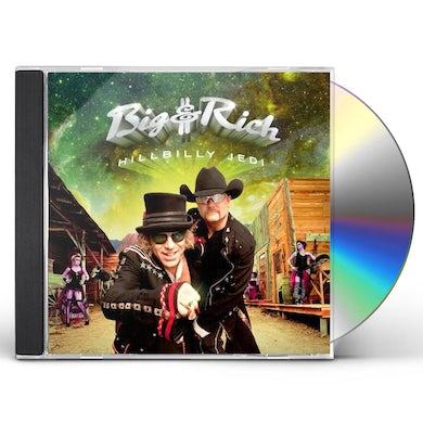 Big & Rich HILLBILLY JEDI CD