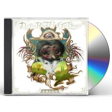 Destroy Rebuild Until God Shows D.R.U.G.S. CD