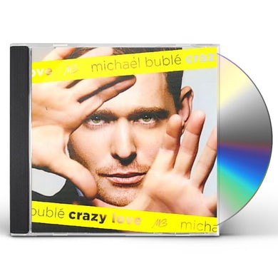 Michael Buble CRAZY LOVE 2011 CD