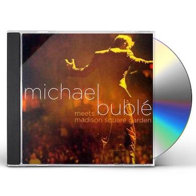 Michael Bublé MEETS MADISON SQUARE GARDEN CD