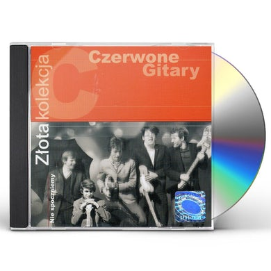 Czerwone Gitary ZLOTA KOLEKCJA CD