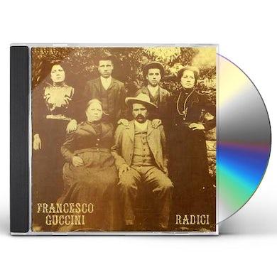 Francesco Guccini RADICI CD